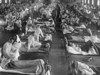 नव्या संकटाची चाहूल; १०० वर्षांपूर्वी ५ कोटी जीव घेणाऱ्या 'त्या' आजाराची साथ पुन्हा येणार? - Marathi News | Spanish flu might return WHO warns of risk as COVID may make seasonal outbreaks worse | Latest health Photos at Lokmat.com