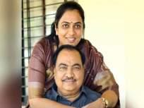 एकनाथ खडसेंसोबत मुलगीही राष्ट्रवादीत जाणार, सूनबाई भाजपासोबतच राहणार - Marathi News | Along with Eknath Khadse, daughter will also join NCP, Sunbai will stay with BJP? | Latest mumbai News at Lokmat.com