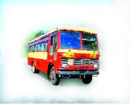 उत्पन्न कमी खर्च अधिक : एसटीच्या१४ हजार फेऱ्यामधून ९३ हजार प्रवाशांचा प्रवास - Marathi News | Low income, high cost: 93,000 passengers travel out of 14,000 round trips of ST | Latest mumbai News at Lokmat.com