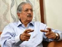 नाणारचा तेल शुद्धीकरण प्रकल्प रायगडमध्ये कधी होणारच नव्हता - सुभाष देसाई - Marathi News | Nanar oil refinery project would never happen in Raigad says Subhash Desai | Latest mumbai News at Lokmat.com