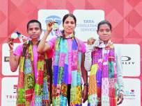 Mumbai Marathon : अर्धमॅरेथॉनमध्ये महाराष्ट्राच्या मुली चमकल्या
