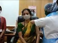 Video : ... म्हणून 60 पेक्षा कमी वय असतानाही सुप्रिया सुळेंनी घेतली कोरोनाची लस - Marathi News | ... So Supriya Sule took the corona vaccine even though she was less than 60 years old | Latest mumbai News at Lokmat.com