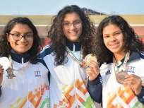 खेलो इंडिया : जलतरणात करिनाच्या सुवर्णपदकास विक्रमाची झालर
