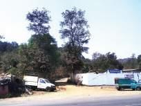 सफाळे - पारगाव रस्ता डांबरीकरणाच्या प्रतीक्षेत