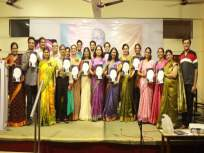 दुर्गाबाईनी उत्सुकअभ्यासू दृष्टिकोन जपला : तस्मैश्री या कार्यक्रमात व्यक्त केल्या भावना
