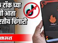 Tik Tokच्या जागी आता भारतीय चिंगारी अँप - Marathi News | Tik Tok has now been replaced by Indian Spark Amp | Latest maharashtra Videos at Lokmat.com