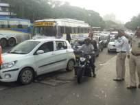 उल्हासनगरच्या ४० शिक्षकांची फौज वाहन चालकांना देणार स्वयंशिस्तीचे धडे - Marathi News | An army of 40 teachers from Ulhasnagar will impart self-discipline lessons to motorists | Latest thane News at Lokmat.com