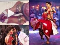 पायाचे तळवे रक्ताने माखले होते, तरीही दीपिका नाचत राहिली...! रणवीर सिंगचा व्हिडीओ व्हायरल - Marathi News | ranveer singh told how deepika padukone danced in ramleela song | Latest bollywood News at Lokmat.com