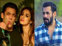 म्हातारा झालास, रोमान्स करताना लाज वाटत नाही का? ट्रोलर्सच्या टीकेला सलमान खानचं 'गजब' उत्तर - Marathi News | salman khan kissing disha patani in radhe your most wanted bhai | Latest bollywood News at Lokmat.com