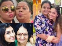 PHOTOS : अंकिता ते जुही...! हुबेहुब आईसारख्या दिसतात टीव्हीच्या या लोकप्रिय नट्या - Marathi News | Mother's Day These TV Actresses Look Strikingly Similar To Their Mothers | Latest television Photos at Lokmat.com