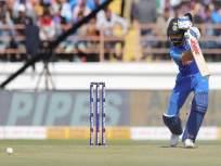 India vs Australia, 2nd ODI : तेंडुलकरनंतर विराट कोहलीचा ऑस्ट्रेलियाविरुद्ध भीमपराक्रम
