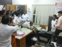 मीरा-भाईंदर महापालिकेत भाजपा-शिवसेना वाद पेटला, शिवसैनिकांनी केली तोडफोड