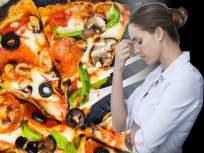 'गोल'माल... पिझ्झा बेचव असल्यानं पैसे परत घ्यायला गेली अन् 27 हजार गमावून बसली!