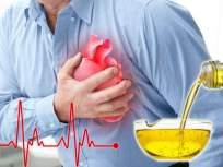 रोज फक्त अर्धा चमचा 'हे' तेल वापरून हार्ट अटॅकला ठेवा दूर... - Marathi News   Know the benefits of olive oil for heart myb   Latest health News at Lokmat.com