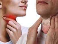 शिकार होण्याआधी सगळ्यांनाच माहित हवीत साधी वाटणारी थायरॉईची 'ही' लक्षणं - Marathi News | Symptoms and prevention of thyroid disease myb | Latest health News at Lokmat.com
