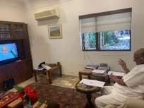 Coronavirus:...तर राज्यात दोन सत्ताकेंद्र होणार नाही; राज्यपालांविरुद्ध शरद पवारांची नरेंद्र मोदींकडे तक्रार - Marathi News | Coronavirus: Sharad Pawar complains to PM Narendra Modi about State Governor pnm | Latest mumbai News at Lokmat.com