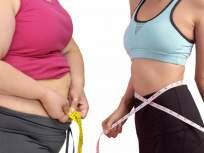 ८७ किलो वजनामुळे झालेली नैराश्याची शिकार, २७ किलो कमी करून झाली स्लिम, जाणून घ्या कशी - Marathi News | weight loss transformation girl lost 27 kg from 87 kilo in 5 months read diet chart workout routine myb | Latest health News at Lokmat.com