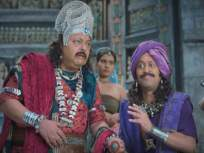मराठमोळा अभिनेता आकाश दाभाडे साकारतोय शकुनी - Marathi News | Marathi actor Akash Dabhade will be seen in Shakuni role | Latest television News at Lokmat.com