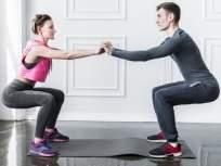 आत्ताच घरबसल्या 'हे' व्यायाम कराल तर लॉकडाऊनसंपेपर्यंत स्लिम, फिट दिसाल... - Marathi News | Home-based exercises for fat loss do till lockdown myb | Latest health News at Lokmat.com