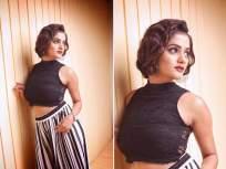 लॉकडाऊनमध्ये मराठमोळी अभिनेत्री भाग्यश्री मोटेने केला Makeover, HOT फोटोंमुळे असते चर्चेत ! - Marathi News | Actress bhagyashree mote's stunning pictures | Latest marathi-cinema Photos at Lokmat.com
