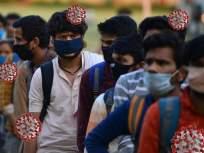 हवेमार्फत किती अंतरापर्यंत होऊ शकतो कोरोनाचा संसर्ग? जाणून घ्या बचावाचे उपाय - Marathi News | Coronavirus pandemic how far can covid 19 sars virus spread in air prevention and precaution tips | Latest health News at Lokmat.com