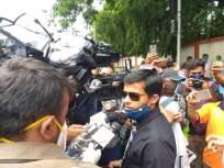 मला नाही तर तपासाला क्वारंटाईन केलं होतं, क्वारंटाईनमधून सुटका झालेल्याविनय तिवारी यांची प्रतिक्रिया - Marathi News | If not me, the investigation was quarantined, says Vinay Tiwari, who was released from quarantine | Latest crime News at Lokmat.com