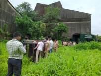 ...अन् अंधेरी एमआयडीसीत बिबट्या अडकला पिंजऱ्यात - Marathi News | ... And the leopard got stuck in a cage in Andheri MID | Latest mumbai News at Lokmat.com