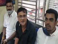 नियम मोडून लोकलप्रवास केल्याने मनसे नेते संदीप देशपांडेंसह चार जणांना अटक - Marathi News | Four persons, including MNS leader Sandeep Deshpande, were arrested for Local Train travel by breaking the rules | Latest maharashtra News at Lokmat.com
