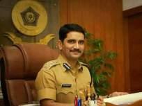 भेटीमागील कारण गुलदस्त्यात, शरद पवारांची विश्वास नांगरे पाटलांनी घेतली भेट - Marathi News | The reason behind the meeting was secret, IPS vishwas Nagre Patil met to Sharad Pawar | Latest crime News at Lokmat.com