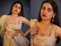 प्रार्थना बेहरेच्या लेटेस्ट फोटोशूटवरुन हटणार नाही तुमची नजर, दिसतेय खूपच ग्लॅमरस - Marathi News | Prarthana Behera's latest photoshoot went viral on internet | Latest marathi-cinema Photos at Lokmat.com