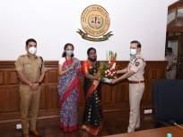 इंटरनॅशनल ट्रान्सजेंडर डेऑफरिमेम्बरन्सनिमित्त पोलीस आयुक्तालयात विशेष कार्यक्रम - Marathi News | Special event at the Commissionerate of Police on the occasion of International Transgender Day of Remembrance | Latest mumbai News at Lokmat.com