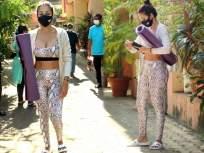 बांद्राच्या रस्त्यांवर फिरताना दिसली मलायका अरोरा, यावेळी असा होता तिचा अंदाज - Marathi News | Malaika Arora was seen walking on the streets of Bandra | Latest bollywood Photos at Lokmat.com
