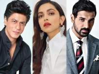 'पठाण'चे अॅक्शन सीक्वेन्स शूट अबू धाबीमध्ये शूट करणार शाहरुख खान, किंग खानला मिळणार दीपिका पादुकोण आणि जॉन अब्राहमसाथ - Marathi News | Shah rukh khan deepika padukone and john abraham will be shooting together in abu dhabi | Latest bollywood News at Lokmat.com