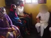 सांत्वनासाठी माझ्याकडे कोणतेही शब्द नव्हते; कुटुंबासमोर मी हात जोडून स्तब्ध उभा होतो- मुख्यमंत्री - Marathi News | I had no words for consolation; In front of the family said CM Uddhav Thackeray | Latest mumbai News at Lokmat.com
