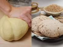जीवघेण्या ठरू शकतात भेसळयुक्त पीठाच्या चपात्या; 'असा' ओळखा बनावट अन् चांगल्या पीठातील फरक - Marathi News | food tips in Marathi : How to check the quality of wheat flour adulteration at home | Latest health News at Lokmat.com