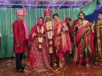 मानसी नाईक अडकली लग्नबंधनात, लग्नाचा पहिला फोटो आला समोर - Marathi News | Manasi Naik Got Married To boxer Pardeep Kharera, See Wedding First Photo | Latest marathi-cinema News at Lokmat.com