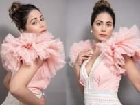 हिना खान दुसऱ्यांदा पडली प्रेमात, सोशल मीडियावर तिनेच केला हा खुलासा - Marathi News | Watch hina khan love for the second time in this video | Latest television News at Lokmat.com