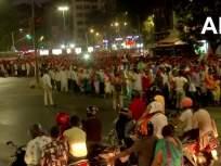 शेतकऱ्यांचा मोर्चा मुंबईत दाखल, कृषी कायद्यांना विरोध तीव्र - Marathi News | Farmers march in Mumbai, opposition to agricultural laws intensified | Latest mumbai News at Lokmat.com