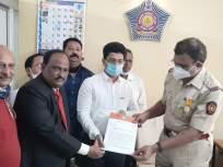 ऊर्जा मंत्री नितीन राऊतांविरोधात मनसेची शिवाजी पार्क पोलीस ठाण्याततक्रार - Marathi News | MNS lodges complaint against Energy Minister Nitin Raut at Shivaji Park Police Station | Latest mumbai News at Lokmat.com