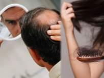 केस गळतीसह वेळेआधी पडलेलं टक्कल घालवण्यासाठी फायदेशीर ठरेल हा मास्क; जाणून घ्या फायदे - Marathi News | Fenugreek hair mask for hair fall control know its recipe | Latest beauty News at Lokmat.com