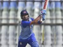 भारतीय संघाबाहेर गेला, पण आता मुंबईकडून खेळताना पृथ्वी शॉने रेकॉर्डब्रेक डबल धमाका केला - Marathi News | Out from Indian Cricket team but now playing for Mumbai, Prithvi Shaw hit a record-breaking double century | Latest cricket News at Lokmat.com