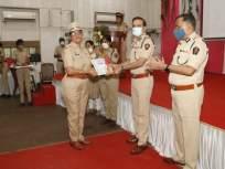 सॅल्यूट लेडी सिंघम!पोलीस दलात उल्लेखनीय कामगिरी बजाविणाऱ्या महिला शक्तिचा सन्मान - Marathi News | Salute Lady Singham! Honoring women power for outstanding performance in the police force | Latest crime Photos at Lokmat.com