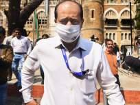 'ते' पत्र लीक कसे झाले! NIAघेतला आक्षेप; सचिन वाझेंची तळोजा कारागृहात रवानगी - Marathi News | Sachin vaze sent to Taloja Jail; The NIA objected to the leaking of the 'they' letter | Latest crime News at Lokmat.com