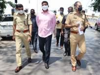 टाळेबंदीची पाहणी करण्यासाठी पालकमंत्री उतरले रस्त्यावर - Marathi News | Guardian Minister aslam shaikh took to the streets to inspect the lockdown | Latest mumbai News at Lokmat.com
