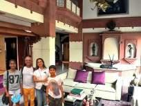 Inside Photos: मलबार हिल्स परिसरात आलिशान घरात राहते जुही चावला, पाहून तुम्हीही म्हणाल WOW - Marathi News | Juhi Chawla's luxurious house in Malabar would give you goosebumps, check here | Latest bollywood Photos at Lokmat.com