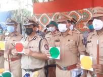विनाकारण घराबाहेर पडू नका! कलर कोडचीमुंबई पोलिसांकडून आजपासून काटेकोर अंमलबाजवणीहोणार - Marathi News | Colorcode will be strictly enforced by Mumbai Police from today | Latest crime News at Lokmat.com