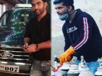 Oxygen Man Shahnawaz Shaikh : देवदूत! कोरोनाग्रस्तांसाठी 'त्याने' घेतला पुढाकार; ऑक्सिजन सिलिंडरसाठी विकली 23 लाखांची कार अन्... - Marathi News   CoronaVirus News oxygen man shahnawaz sheikh sold 23 lakh price suv to deliver oxygen cylinders to patients   Latest mumbai News at Lokmat.com