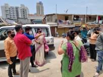 Coronavirus: कोरोनाचा प्रादुर्भाव कमी करण्यासाठी नवदाम्पत्य बजावतेय मोलाची भूमिका - Marathi News | Coronavirus: Newlyweds play an important role in reducing the incidence of coronavirus | Latest mumbai News at Lokmat.com