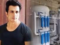 एक ही दिल है, कितनी बार जितोगे, सोनू सूद 4 देशांमधून आणतोय ऑक्सिजन प्लॉन्ट - Marathi News | Actor sonu sood brings in oxygen plant from france for covid 19 relief in india | Latest bollywood News at Lokmat.com