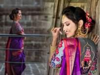 'लागिरं झालं जी'मधील शीतली आठवतंय का?, आता दिसते आधी पेक्षा अधिक सुंदर - Marathi News | Shivani baokar look beautiful in blue colour saree | Latest marathi-cinema News at Lokmat.com